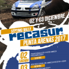 Rally de Punta Arenas: Inscritos